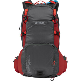 Platypus Duthie 15 Pack Reppu, red alloy
